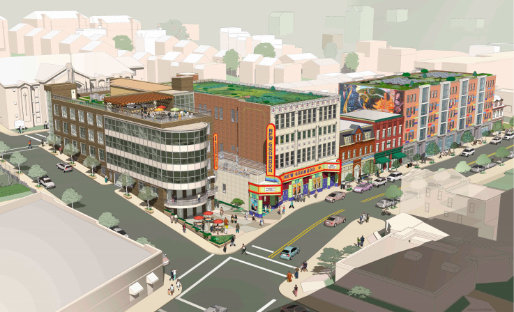 $45M New Granada Square project moves forward in the Hill District