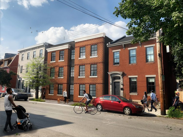 2 new apartment buildings reflect growing interest in Uptown
