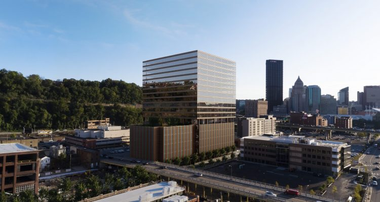 Peduto criticizes design of proposed Strip District office tower