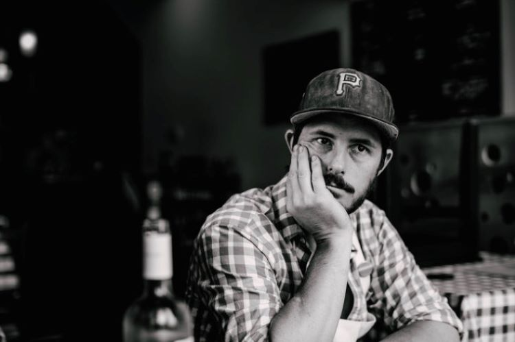 Neil Blazin of Driftwood Oven is changing perceptions of pizza. And he's a James Beard semifinalist.