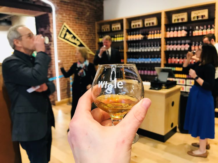 Wigle Whiskey to open its expanded distillery, restaurant and museum on Friday. Here's a sneak peek.