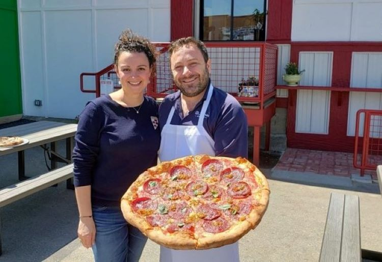 Pizzeria Davide, a sister restaurant of DiAnoia's Eatery, opening two new locations