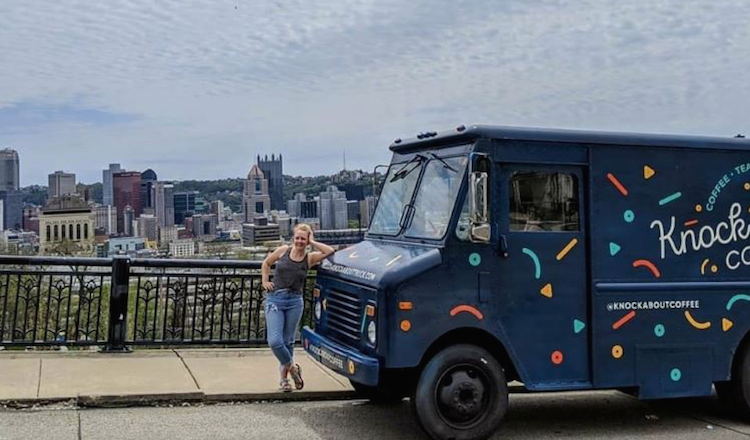 Knock About and Urban Trail debut as new coffee trucks in Pittsburgh