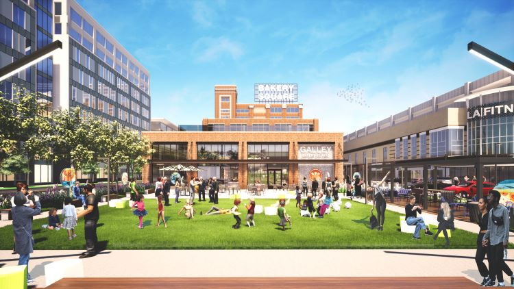 Galley Group announces four restaurant concepts for its Bakery Square location