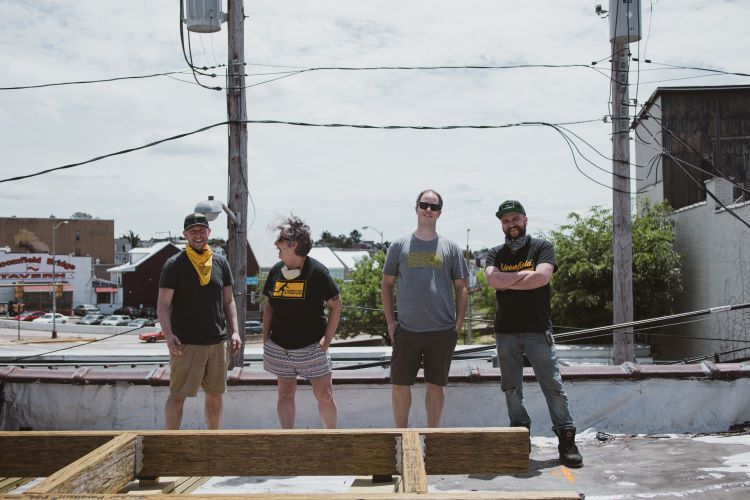 Trace Brewing will open in a cavernous, historic and very cool space in Bloomfield