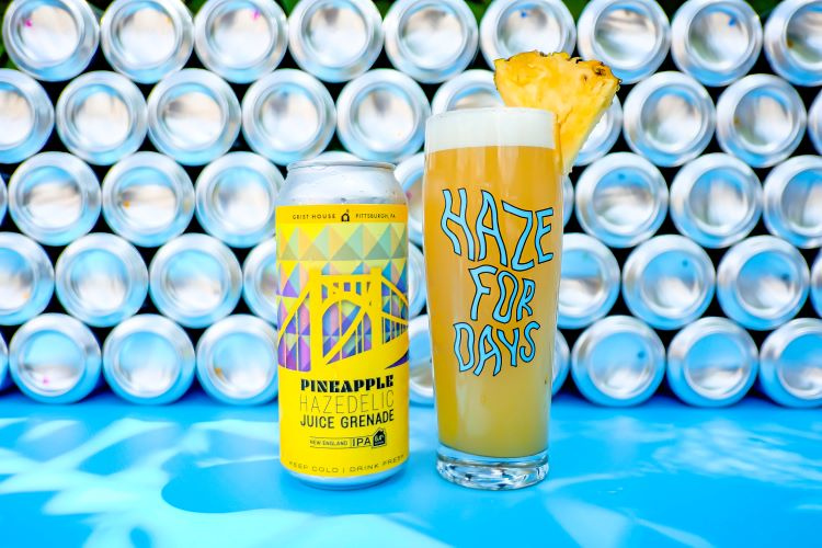 Talk about can-do spirit: 5 local breweries make artistic statements with labels