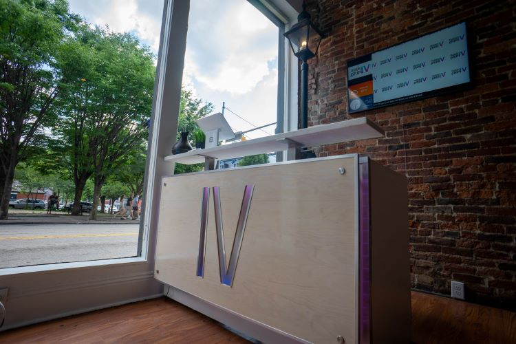 Quick Drip IV, a hydration therapy lounge, opens on the South Side