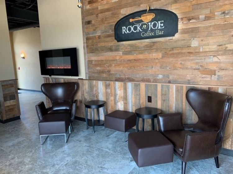 Pittsburgh-based coffee franchise Rock 'n' Joe opens second shop, planning 10 more area locations