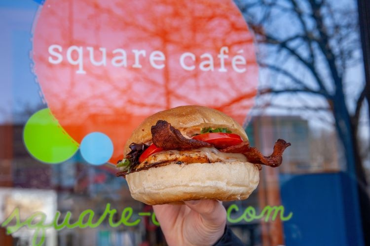 Updated: Square Café's East Liberty location opening soon. My Goodness moves into old space