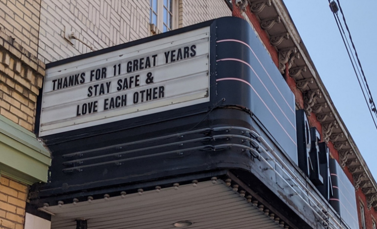 The South Side's iconic Rex Theater music venue closes due to pandemic. Tributes pour in