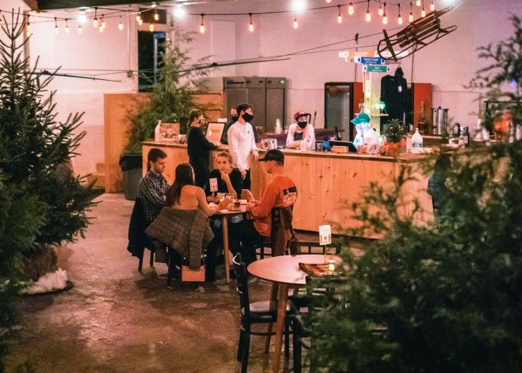 Christmas Pop Up Bar Pittsburgh 2021 Holiday Pop Up Bars In Pittsburgh And A Preview Of Jamilka Borges Wild Child Menu