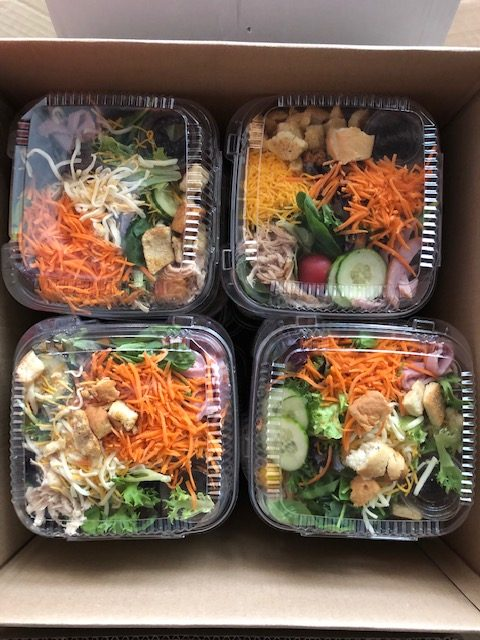 Community Takeout Meals Prepared By Bae Bae S Kitchen