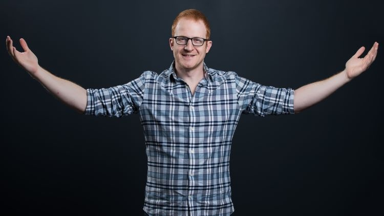 L.A. comedian Steve Hofstetter is transforming a Pittsburgh church into Steel City AF with comedy venue