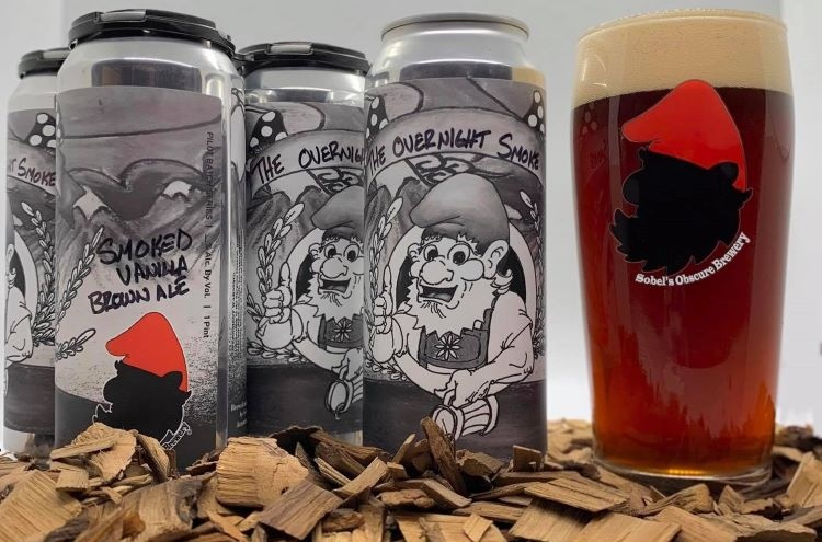 The NEXT Beer: Spork Pit partners with S.O.B. to create The Overnight Smoke