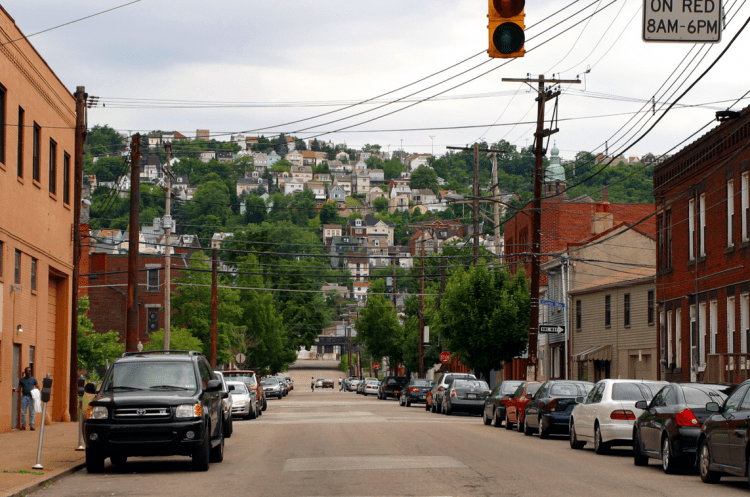 Pittsburgh is a top spot to find houses under $100K, according to Realtor.com