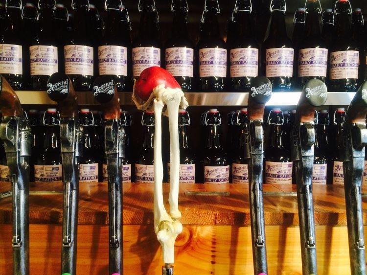 Arsenal Cider Tap House now open in Dormont