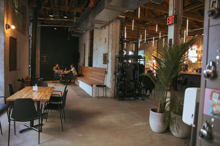 Bloomfield's Trace Brewing now open for dine-in service