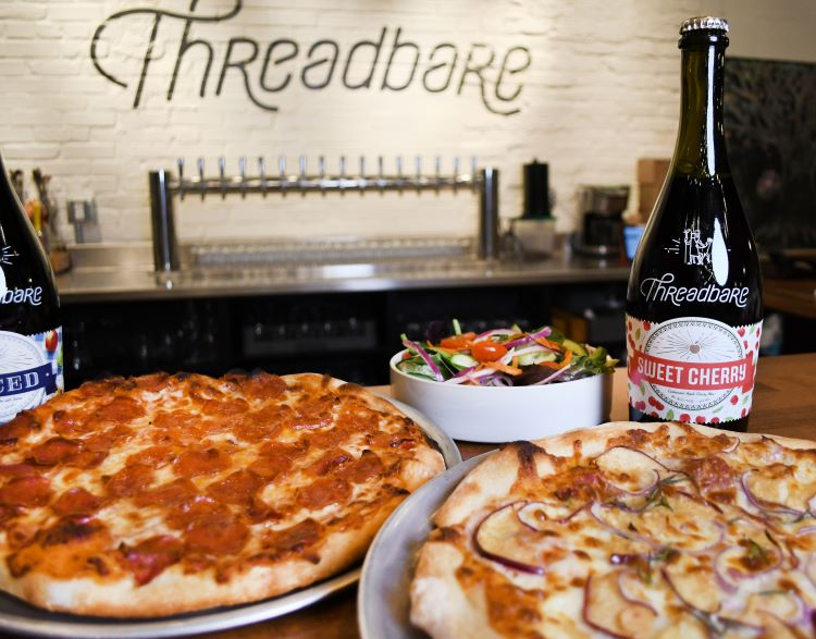 Threadbare is nominated for best cidery award by USA Today