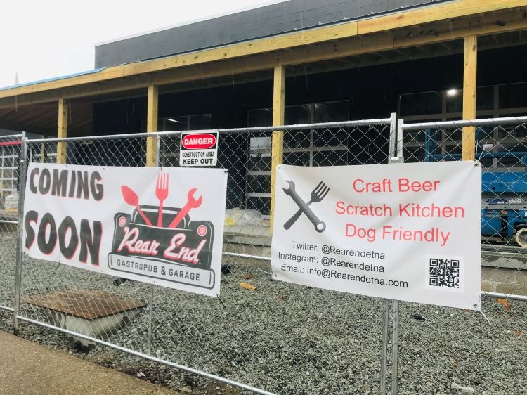 The end is near: Rear End Gastropub & Garage and Bitter End Rye Bar coming to Etna
