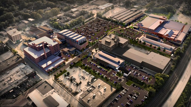 Rockwell Park Development turning Point Breeze industrial site into 800,000-square-foot high-tech campus