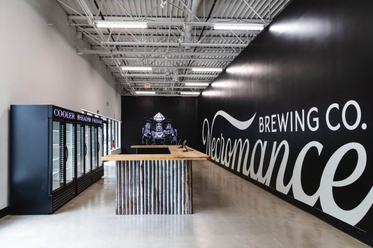 The NEXT Beer: Oh, baby! Necromancer Brewing is now open in the North Hills