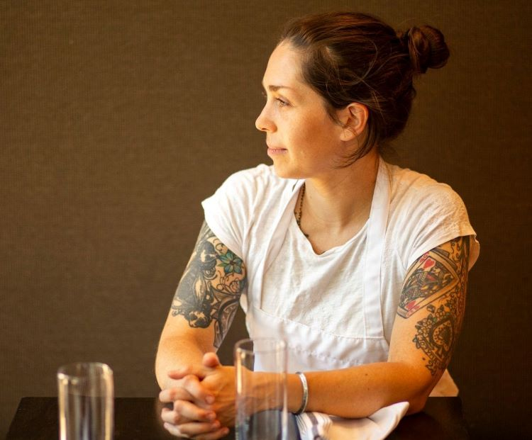 Former Whitfield chef Bethany Zozula will helm a new restaurant and bar inside City of Asylum