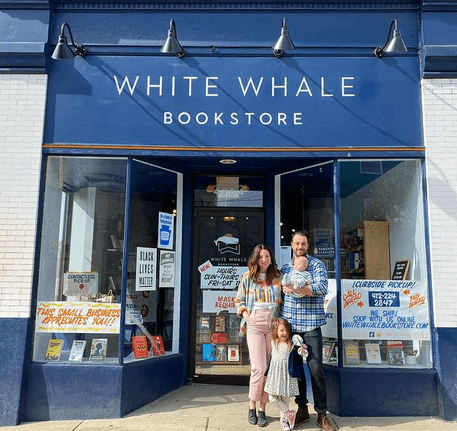 White Whale Bookstore doubling space in Bloomfield