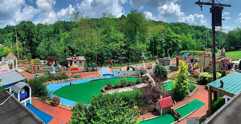 9 best mini-golf courses in the Pittsburgh region
