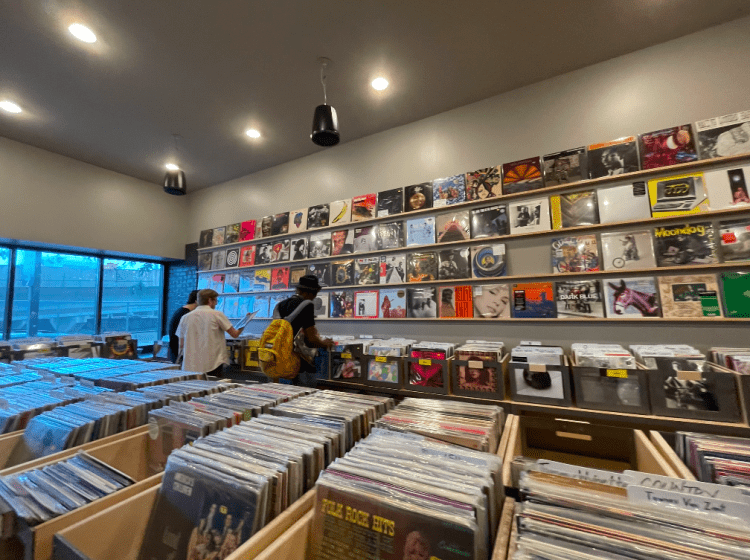 The Government Center record store makes tracks to bigger location on the North Side