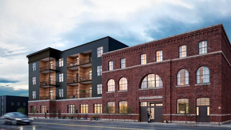 Historic city stables on the North Side becoming 36 loft apartments