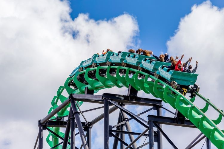 Pick a new color for Kennywood's Phantom's Revenge, safely dump your household chemicals, and more in ETC.