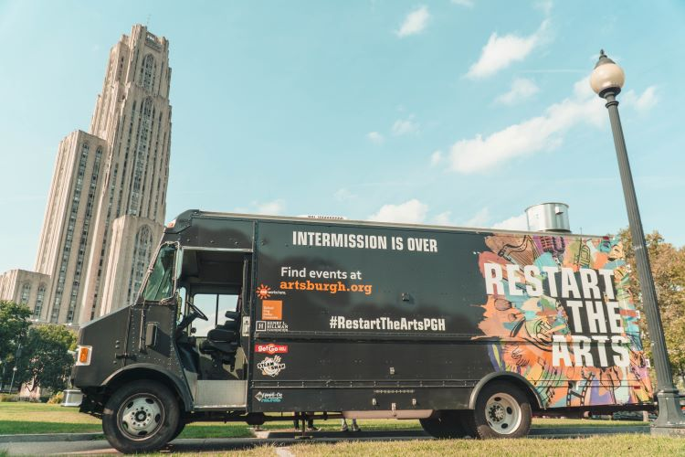 Greater Pittsburgh Arts Council's Artsmobile takes the show on the road