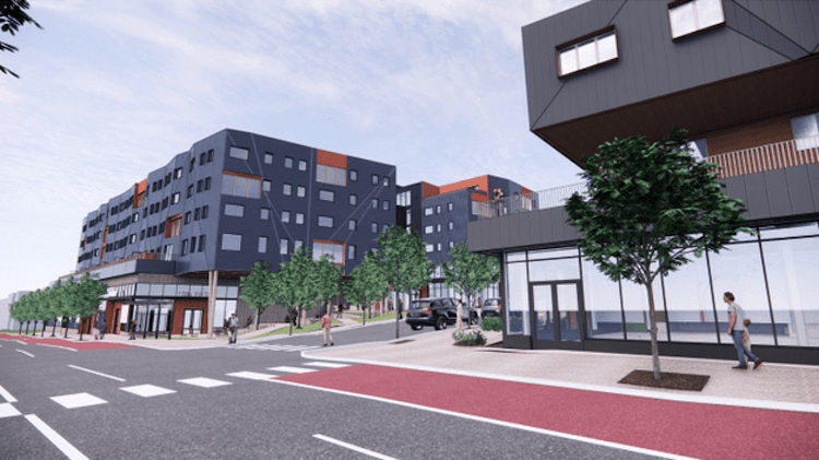 $66 million Uptown development will become a model of sustainability