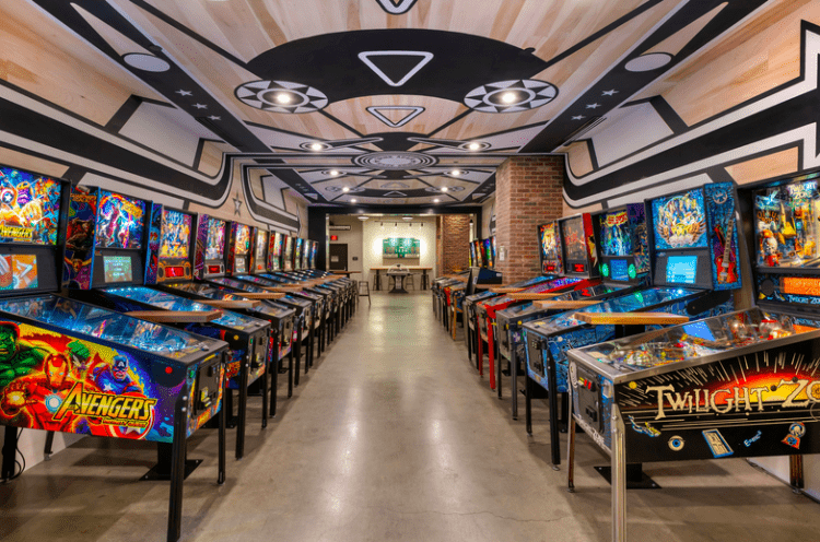 Pins Mechanical bringing duckpin bowling, pinball, arcade games and drinks to SouthSide Works