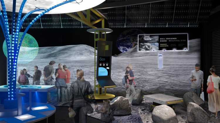 North Side's Moonshot Museum, dedicated to space exploration, unveils final designs